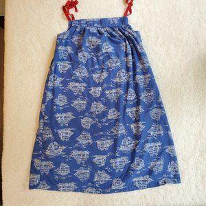 Hanna Andersson Nautical Sun Dress